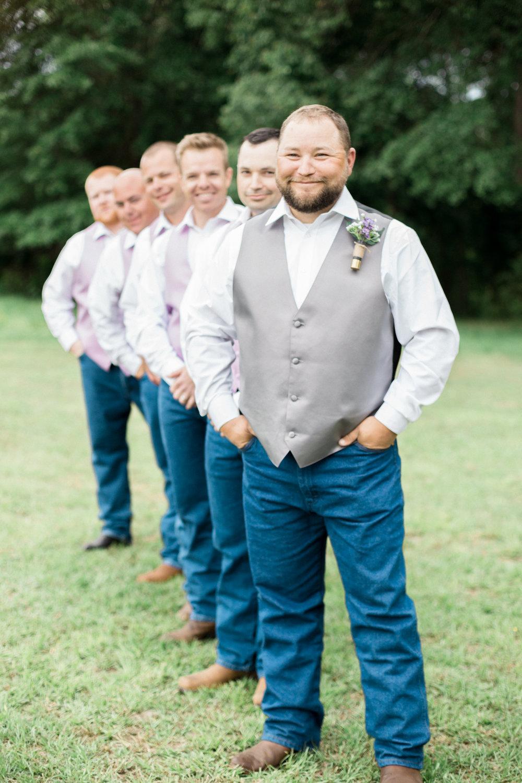 Groomsmen Wedding Day