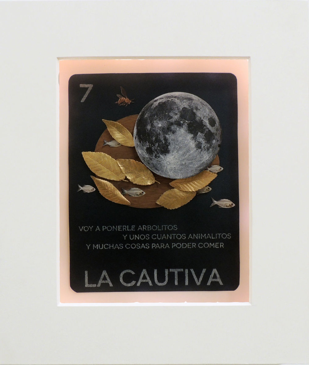 La Cautiva (The Captive One)