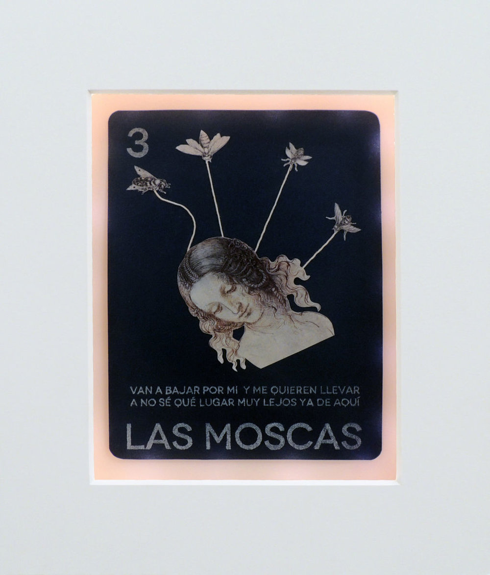 Las Moscas (The Flies)