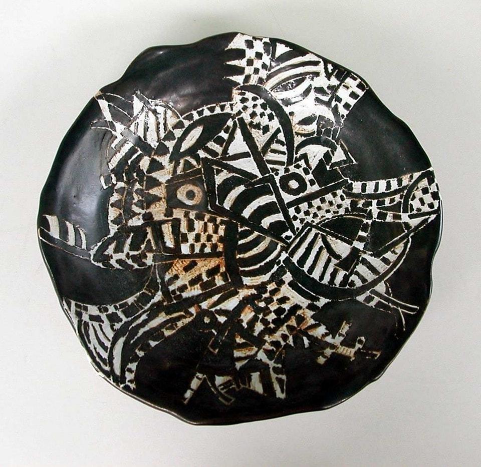 Cubist Mask