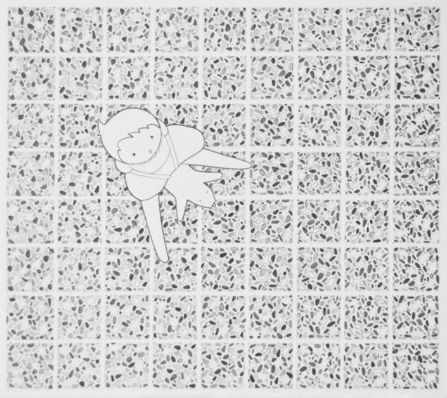 Untitled (Granite Floor)