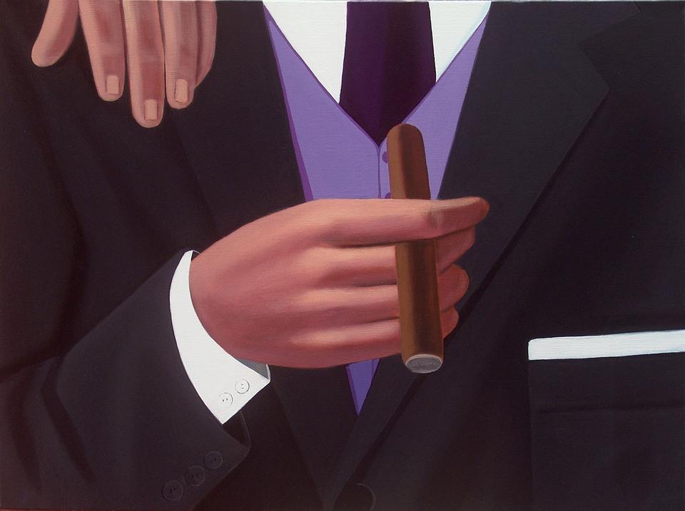 Los fumadores II