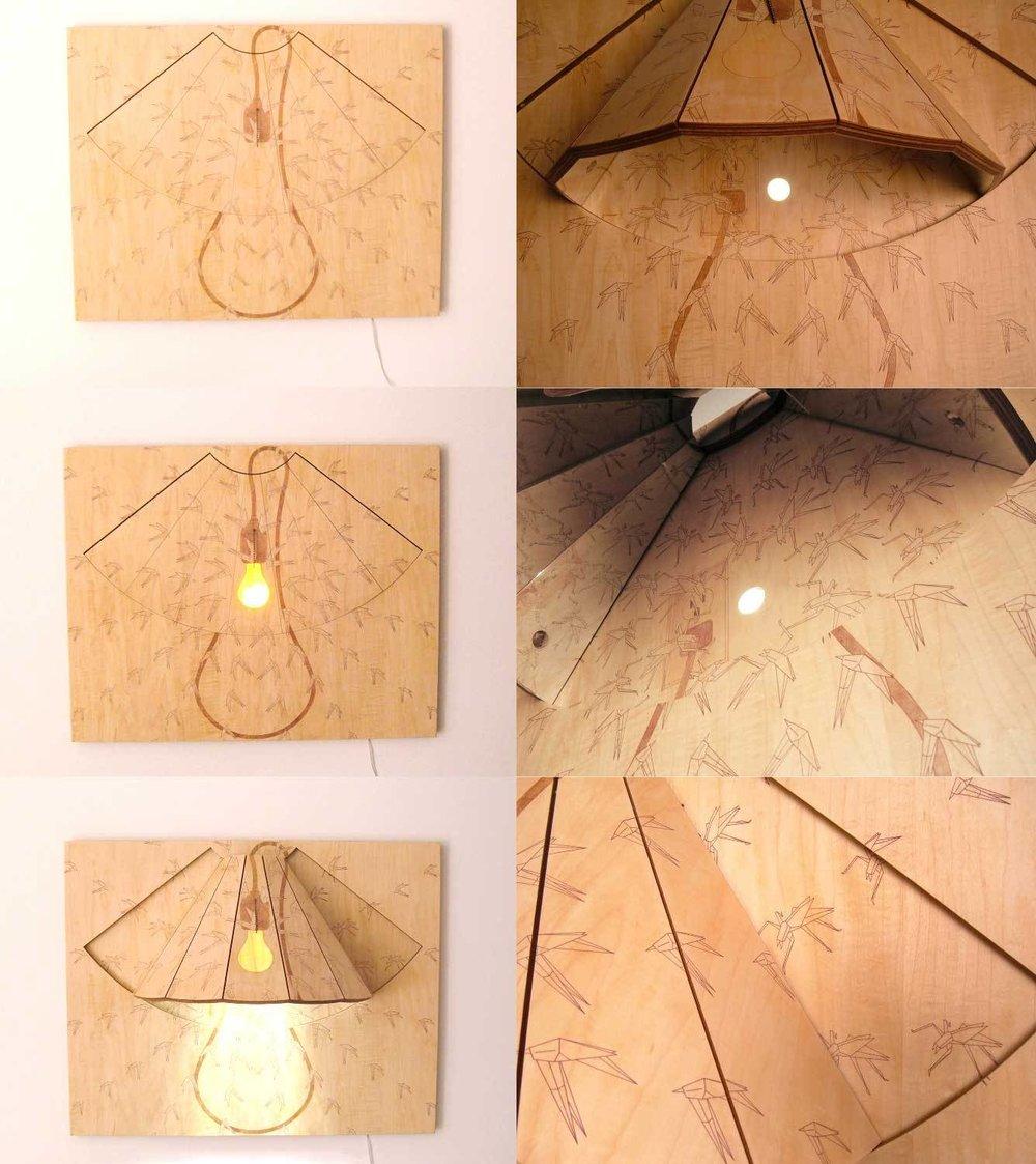 Mosquito Lamp