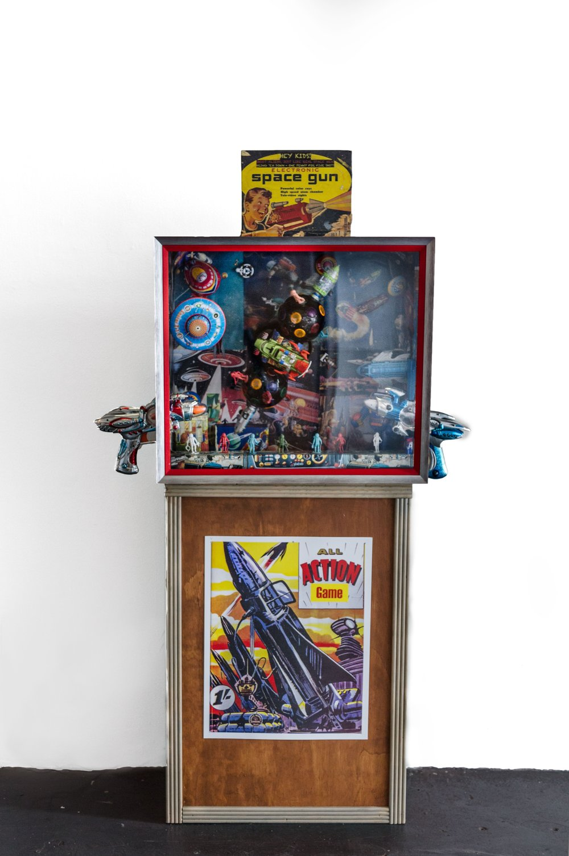 Electronic Space Gun