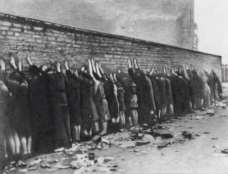 Warsaw Ghetto Prisoners