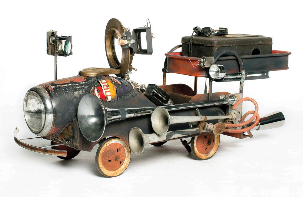 Parts Wagon