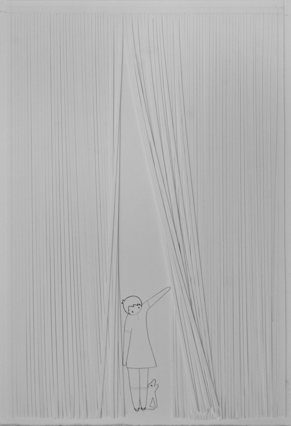 Untitled (Curtain)