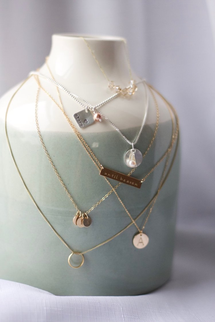 7 jewelry gift ideas for your grieving friend — alice and after