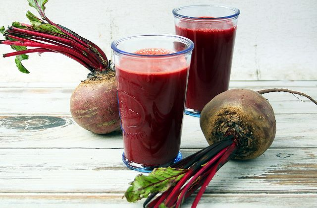 Beetroot, Carrot, Orange and Turmeric Juice
