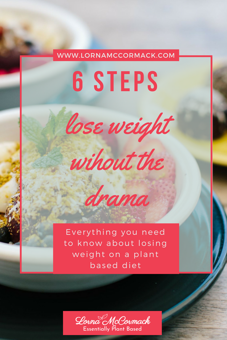 Pin Blog 6 steps to lose weight without the drama.png