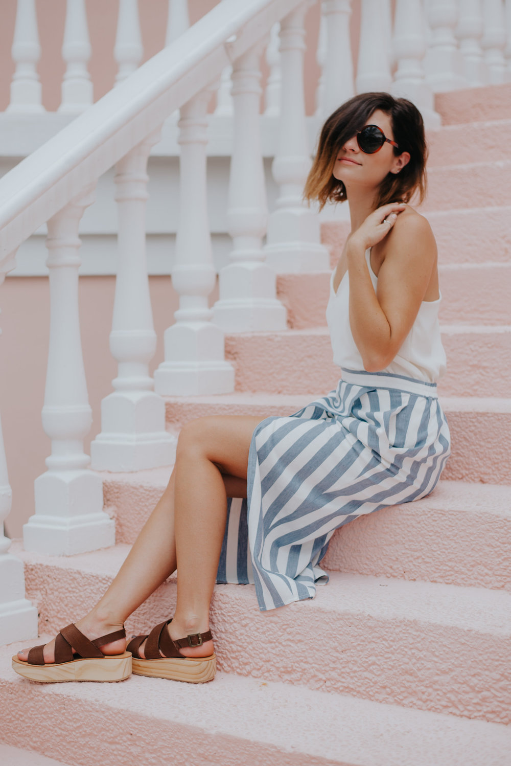 @katelyn_now | Madewell | Maxi Skirt Outfit