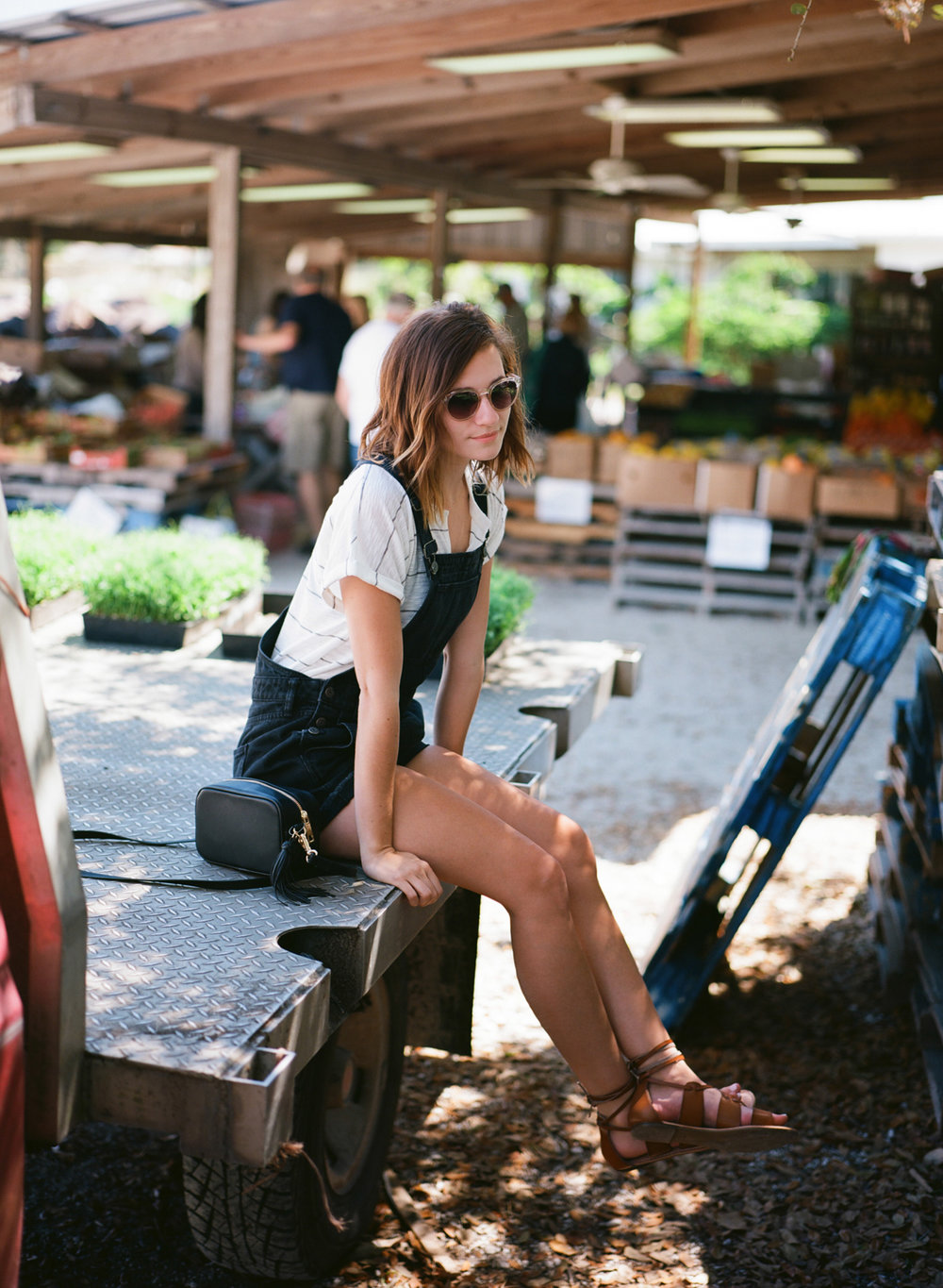 Madewell | Overalls | Katelyn Now