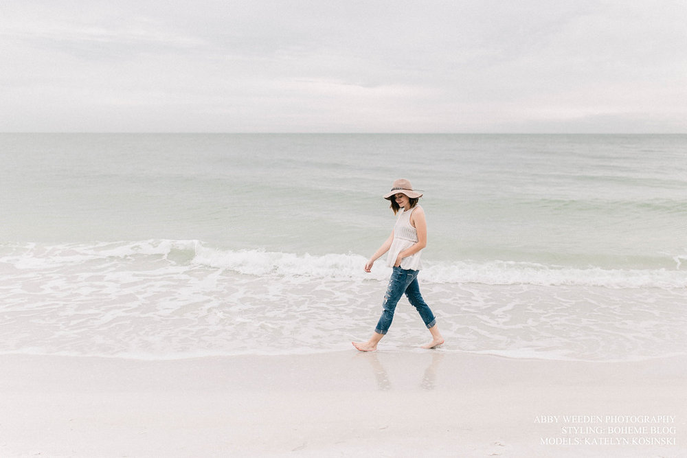 American Eagle | Katelyn Now | Beach Photos