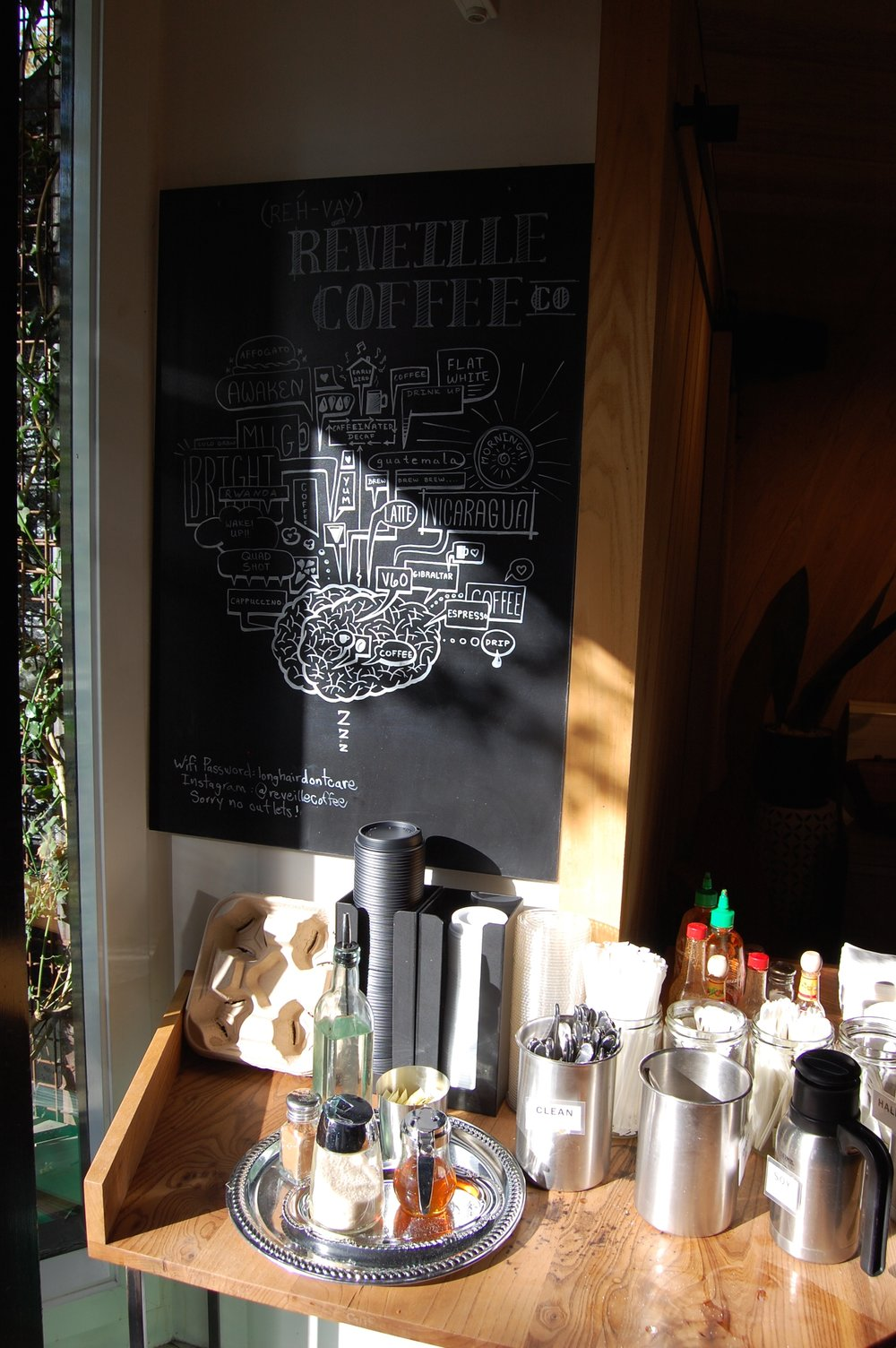 Reveille Coffee Co. | Katelyn Now