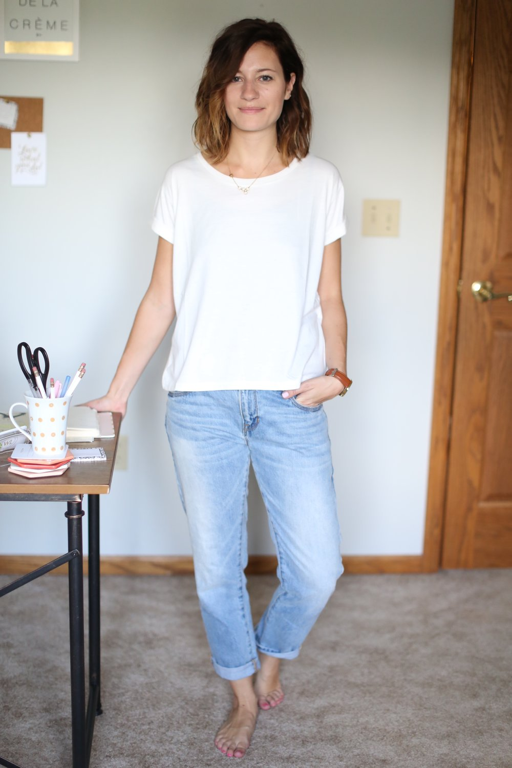 Boyfriend Jeans | Distressed Jeans | Skinny Jeans | Katelyn Now