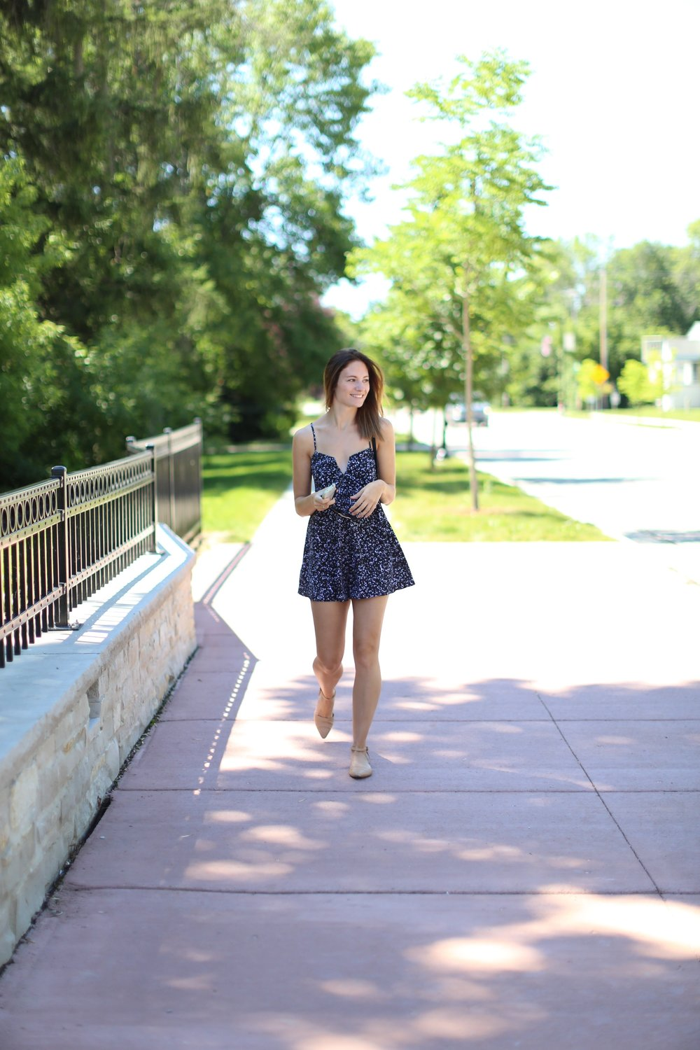 Woodbury Lane Playsuit | Katelyn Now