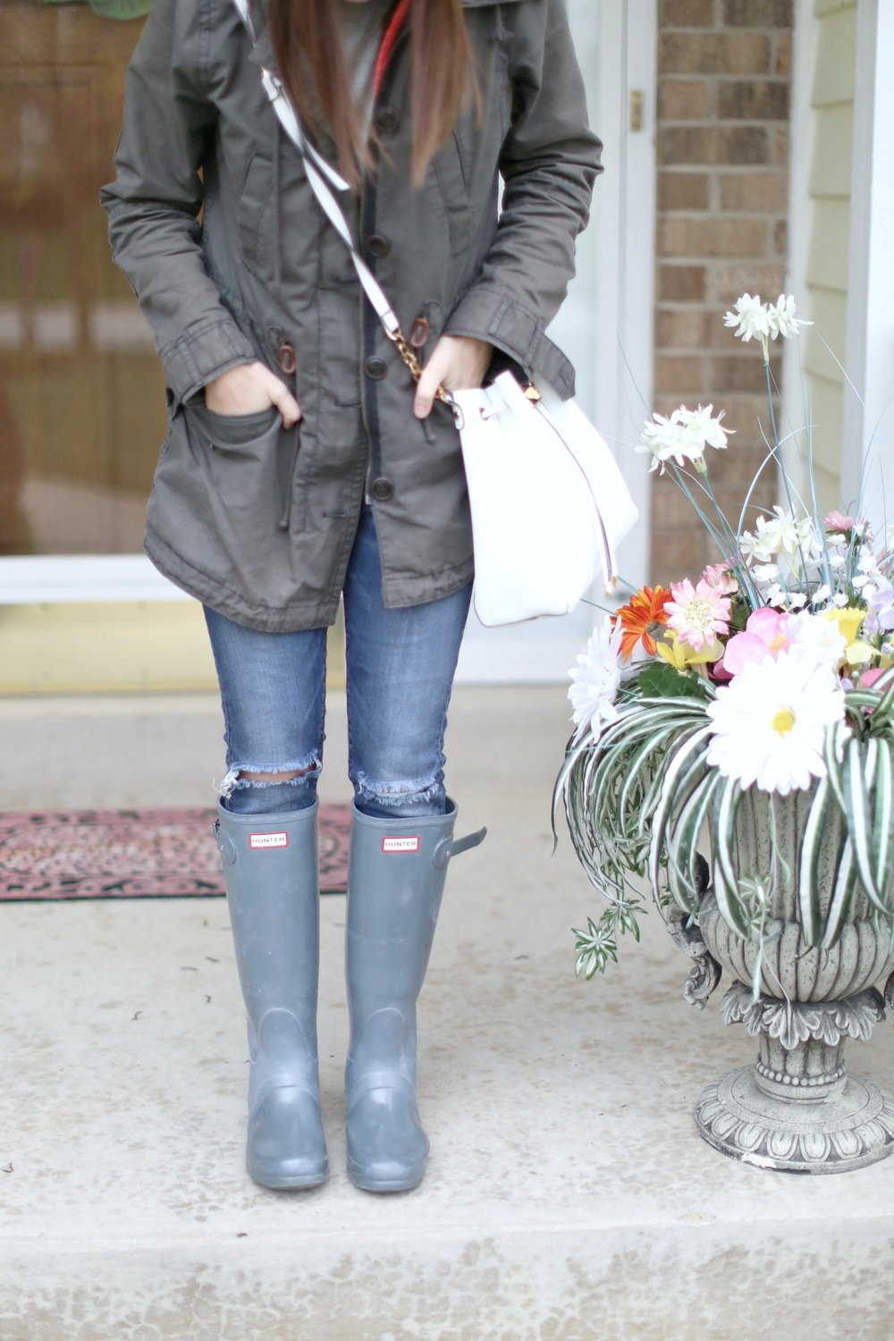 Hunter Boots |Katelyn Now