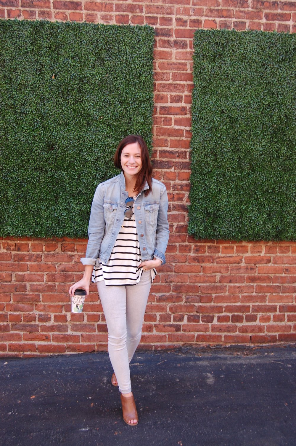 Classic Stripe | Katelyn Now