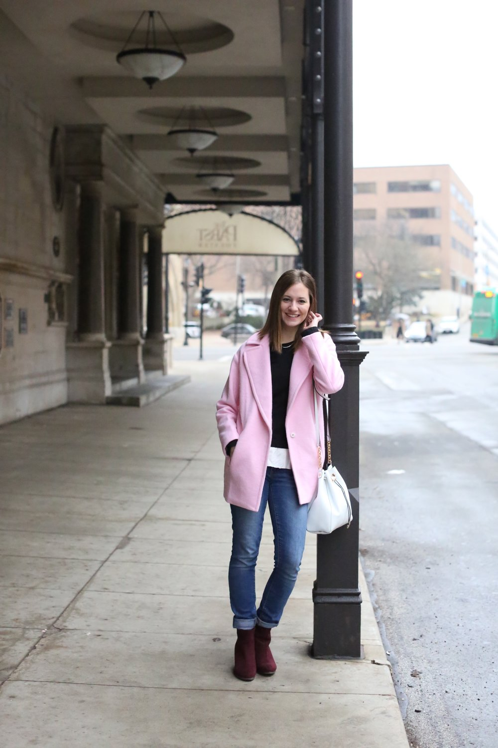 Pop of Pink | Katelyn Now