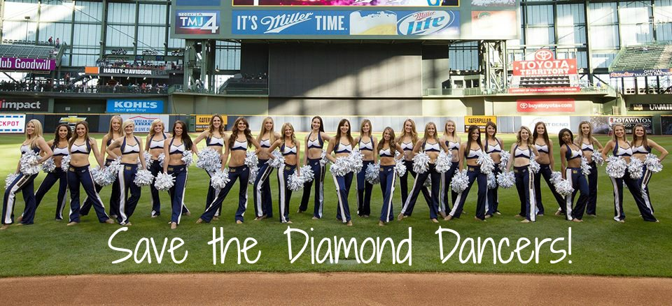 Save the Brewer's Diamond Dancers!