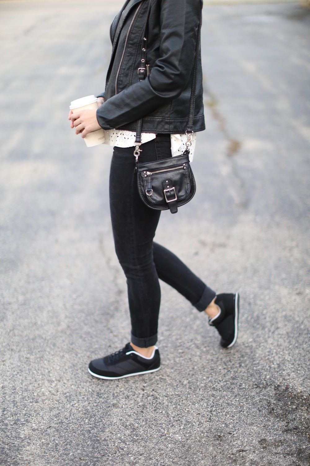 Black on black | Katelyn Now