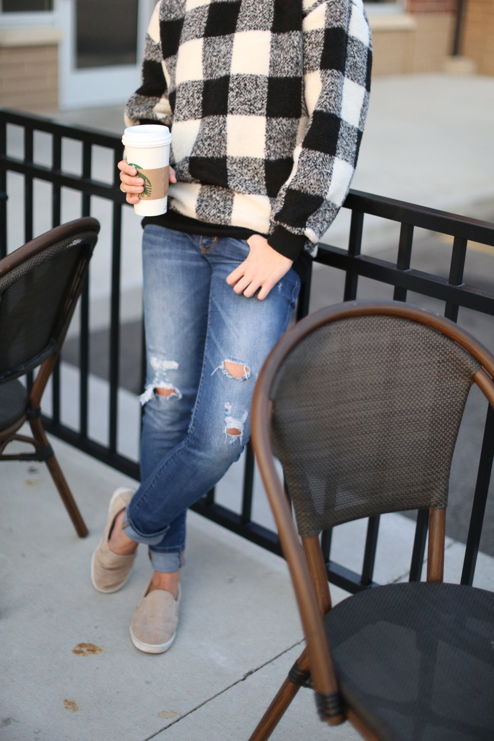 Buffalo Plaid | Katelyn Now