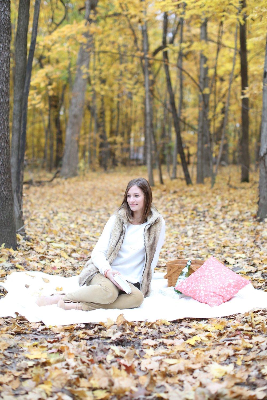 Fall Picnic | Katelyn Now