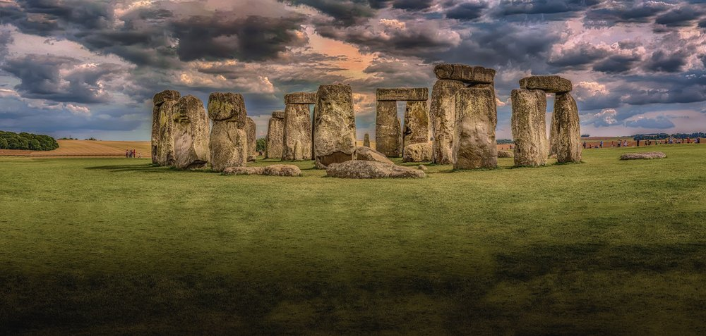Stonehenge a National Heritage Site & world Renowned so a must see when visiting the United Kingdom.