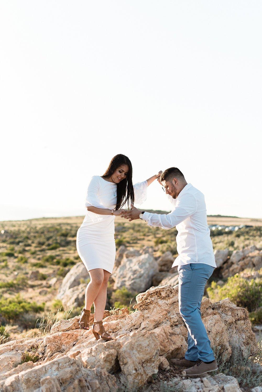 Zandra Barriga Photo - Jorge & Carolina | Sunrise Antelope Island Engagements_0007.jpg