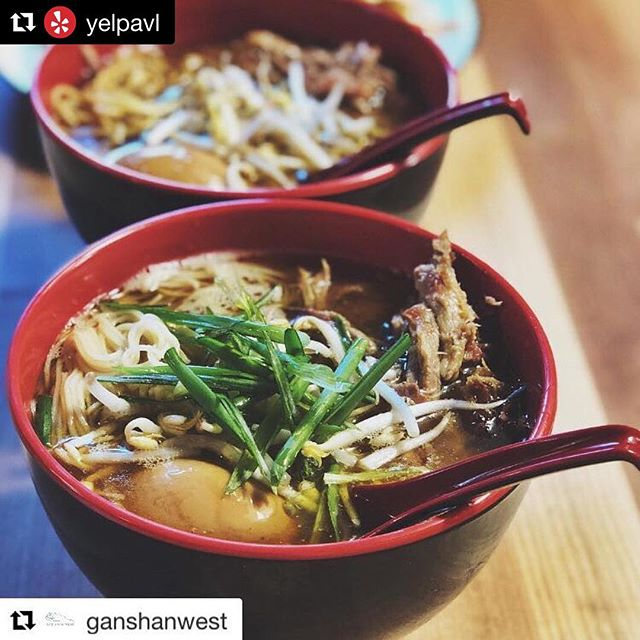 Look, we love tacos and #tacotuesday as much as the next person. But our friends over @yelpavl seem to have the same idea we do... #Repost @yelpavl with @get_repost ・・・ Forget #TacoTuesday this week! Instead enjoy some beautiful and tasty Ramen at @ganshanwest for $10 ramen night! ⠀ .⠀ .⠀ .⠀ #Yelp #yelpelite #yelpavl #828isgreat #avlfoodie #ashevillefood #ramenislife #forevereating