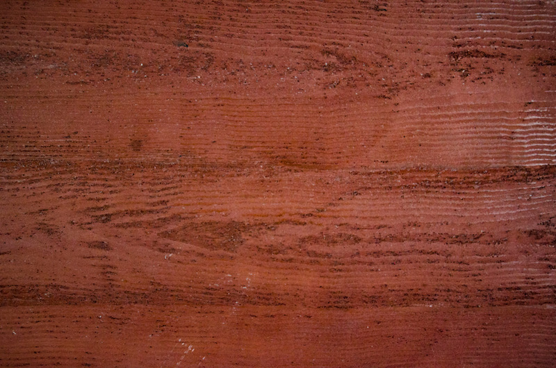Marmorino wood grain