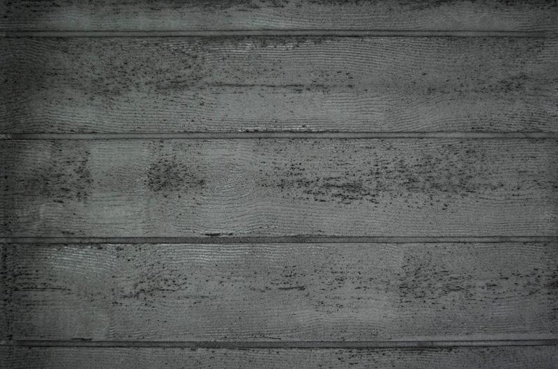 Marmorino grey formwork