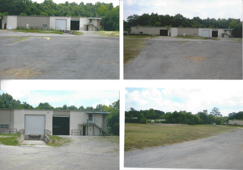EXTERIOR & FRONTAGE OF WAREHOUSE 1