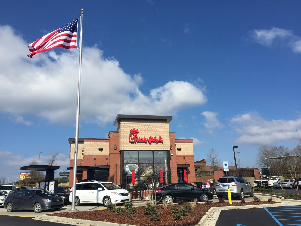 GREYSTONE CFA - INTERSECTION OF HIGHWAYS 280 & 119 BIRMINGHAM, AL