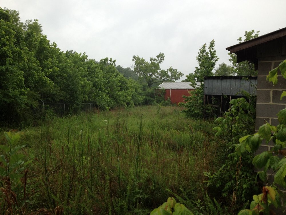 LAND BEHIND WAREHOUSE 2