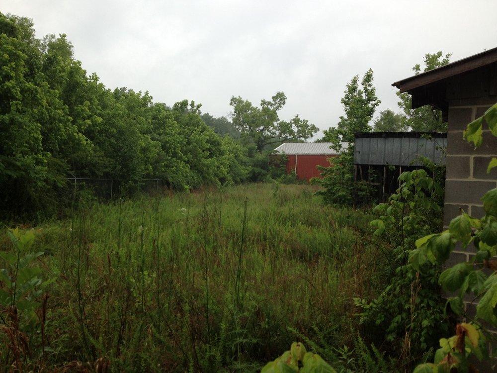 LAND BEHIND WAREHOUSE 2