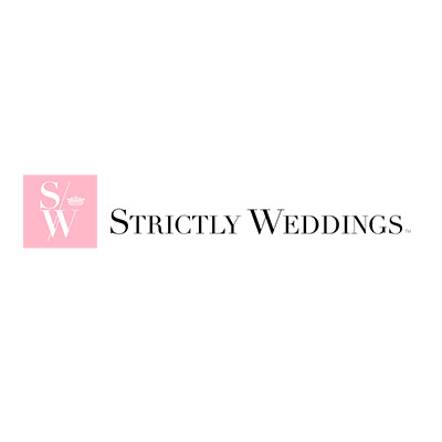Strictly weddings burgundy suite