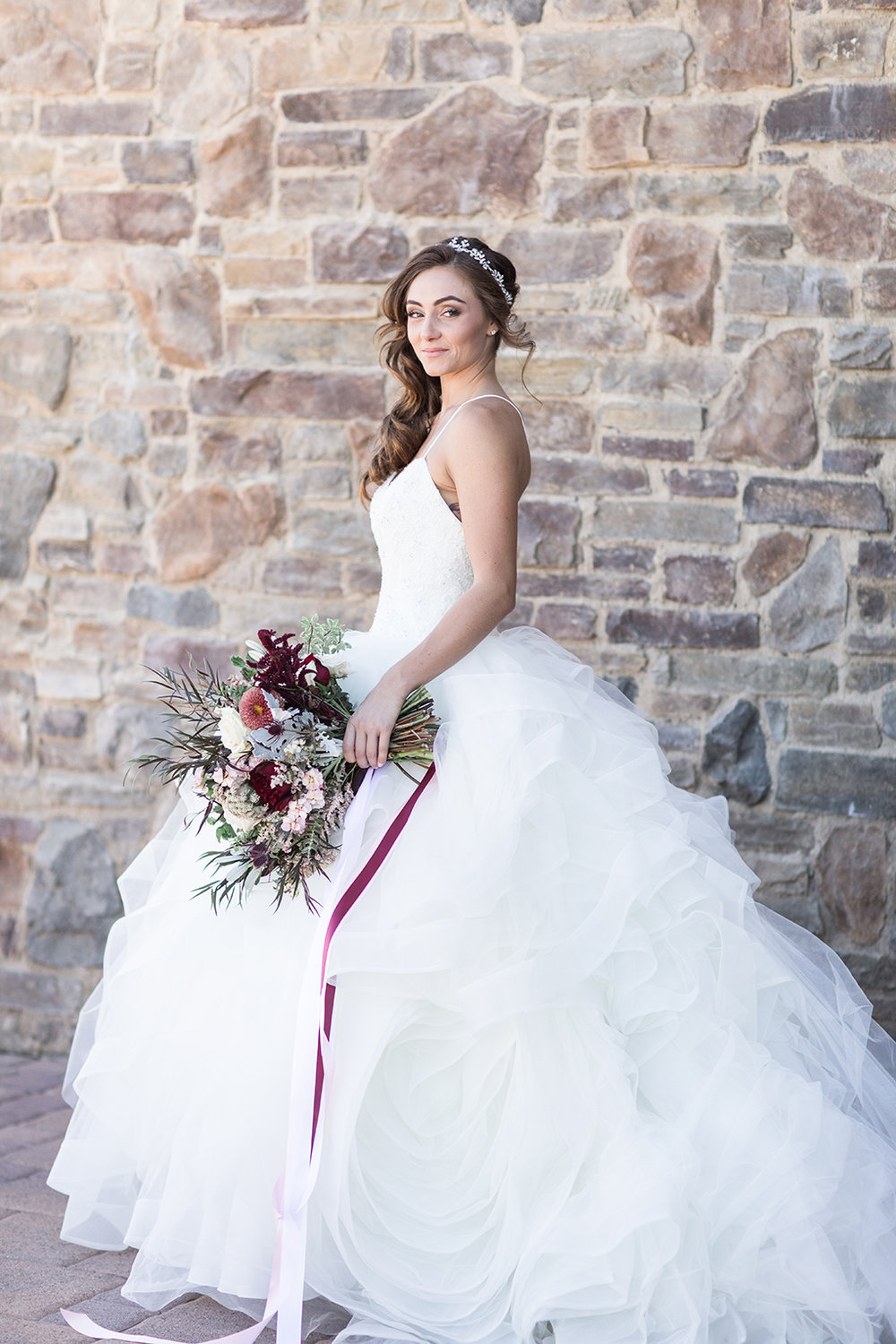 Gorgeous princess style gown