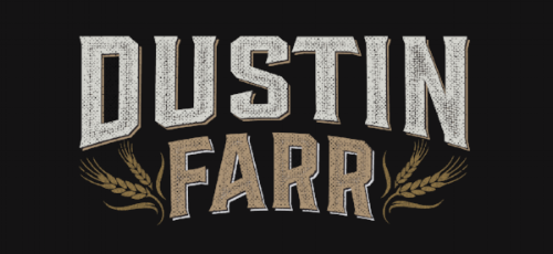Dustin_far_logo_tan on black.png