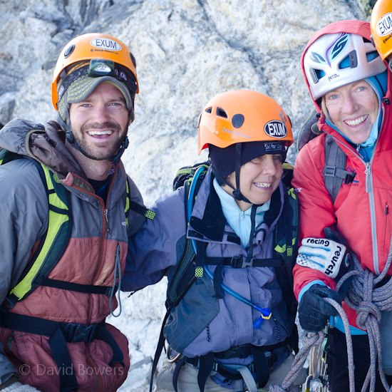 JH NEWS AND GUIDE: First Blind Woman to Ascend Grand Teton