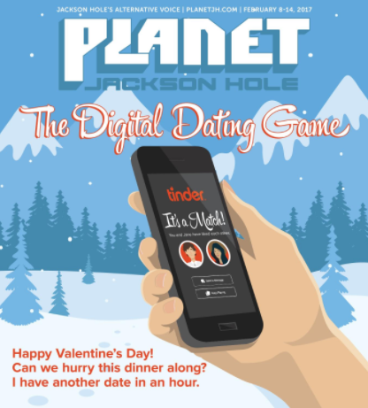 PLANET JH: Digital Dating