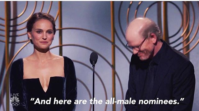 Natalie Portman's most badass moment since Black Swan. 🖤🥊