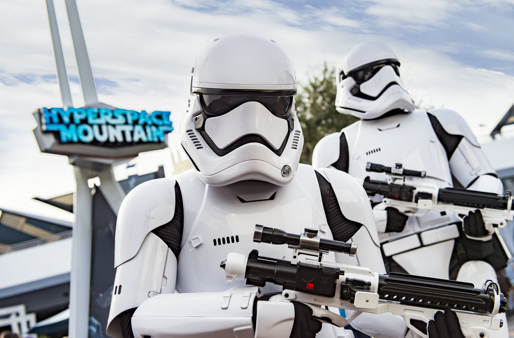 Disneyland Star Wars