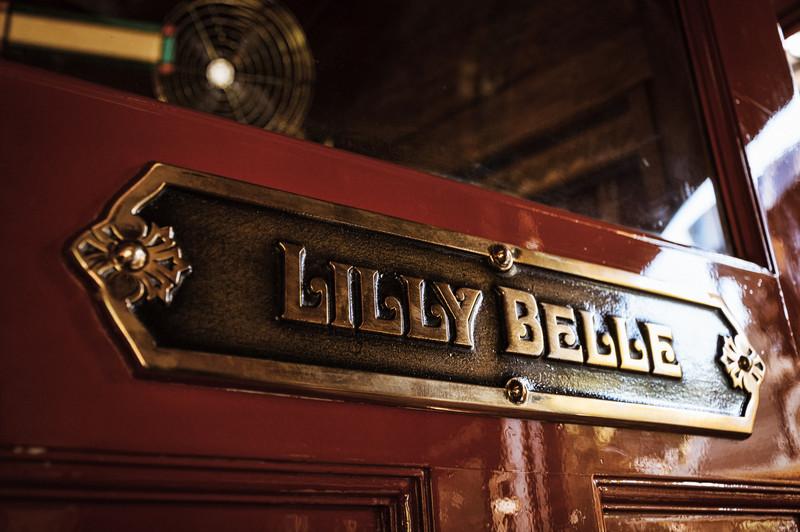 Lilly Belle Disneyland