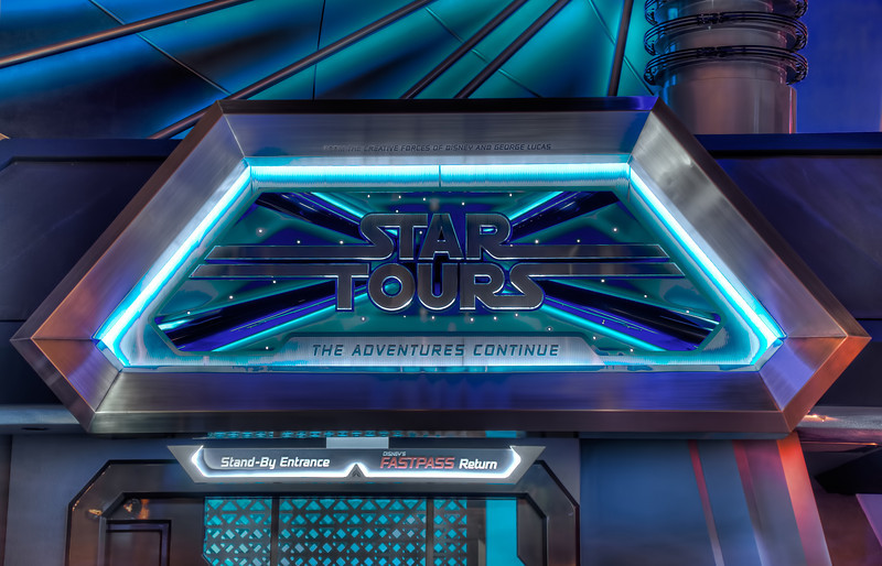 Star Tours photos
