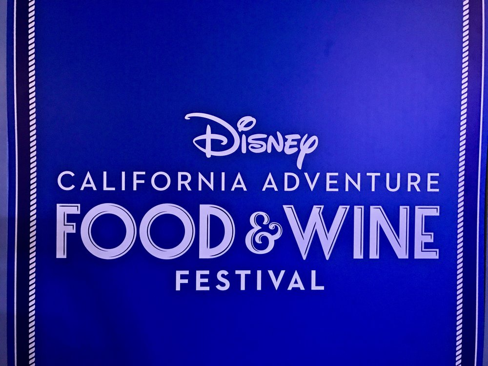 2017 Food and Wine Festival California