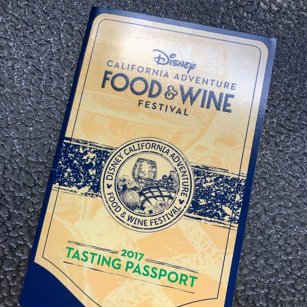 2017 Food and Wine Festival