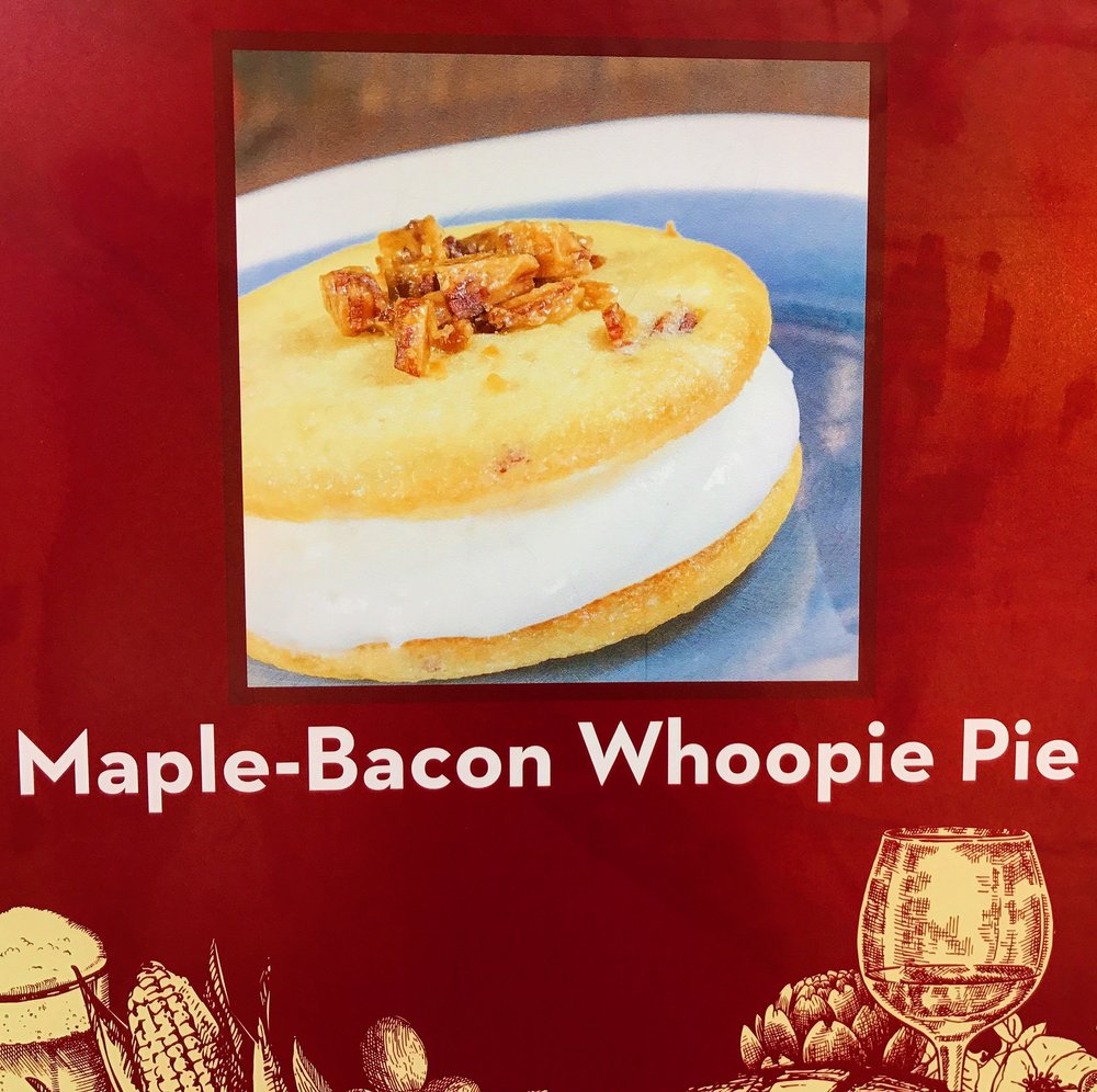 Maple Bacon Woopie Pie