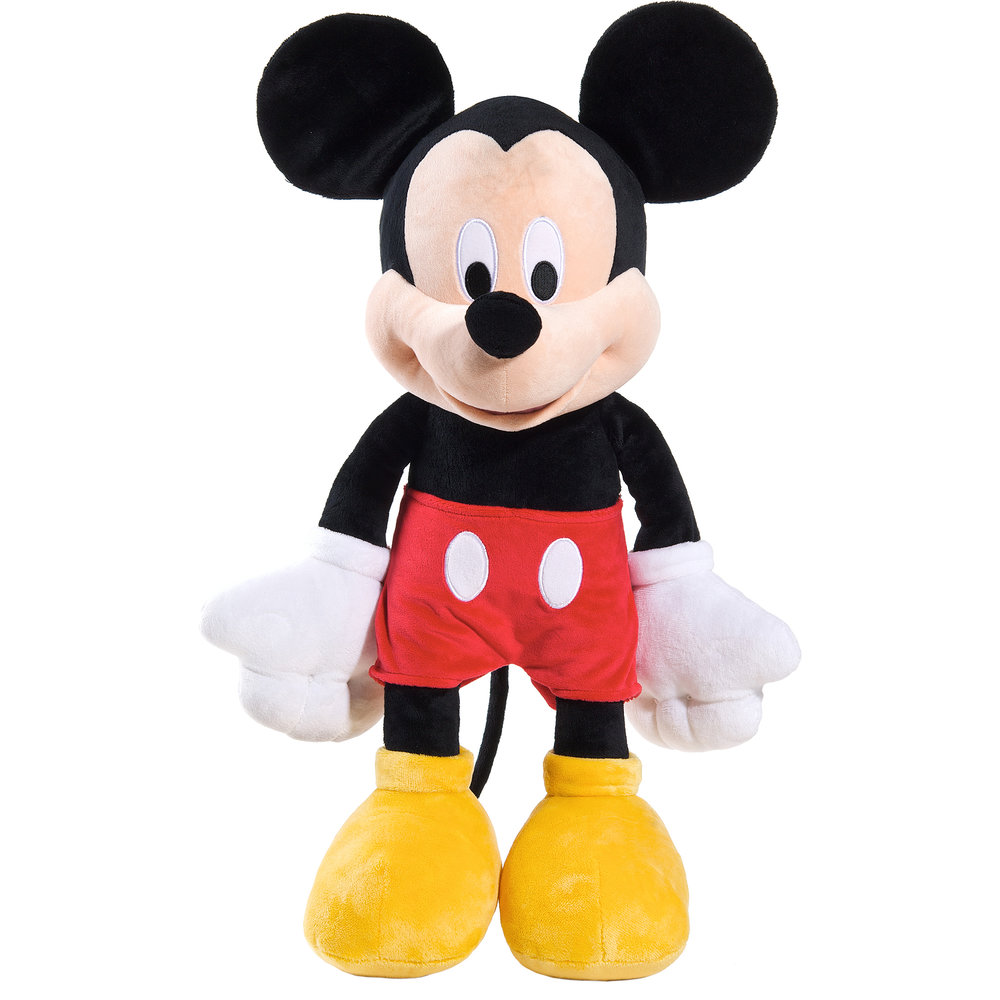 Mickey Plush Disneyland