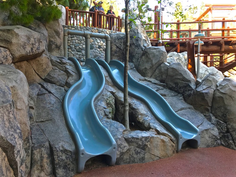 Redwood Creek Challenge Trail Disneyland